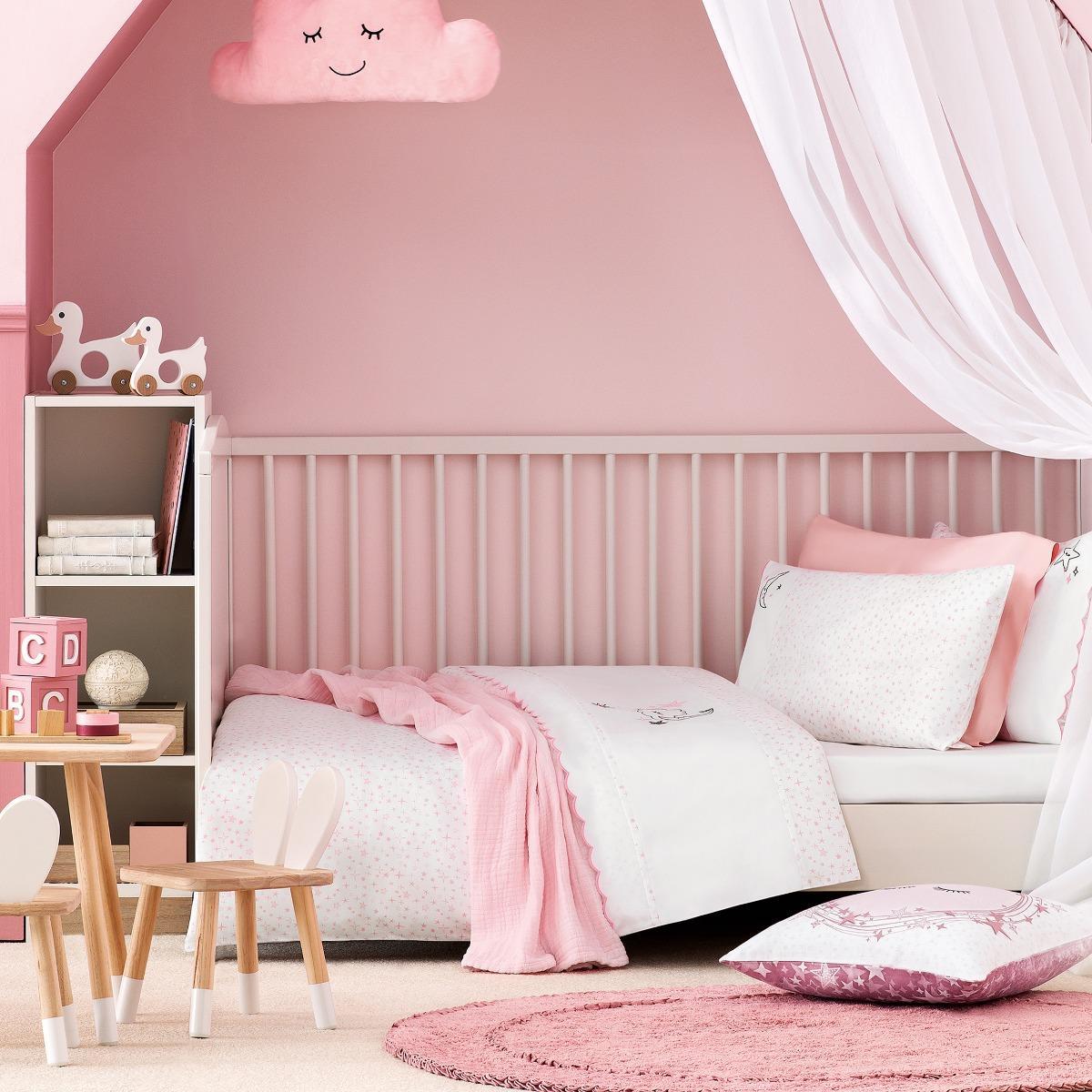 Постельный комплект Kids by togas Трейси розовый детский