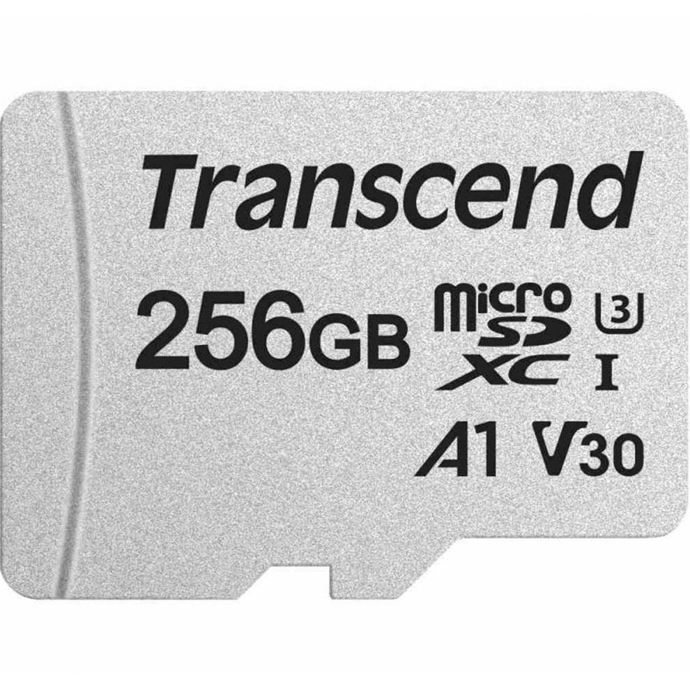 Фото - Карта памяти Transcend MicroSDXC 300S 256GB TS256GUSD300S-A карта памяти transcend ts256gusd300s a