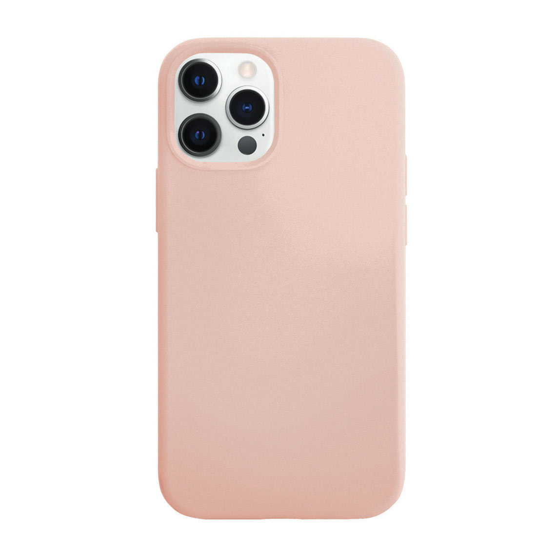 Чехол VLP Silicone Case для смартфона Apple iPhone 12/12 Pro, светло-зеленый
