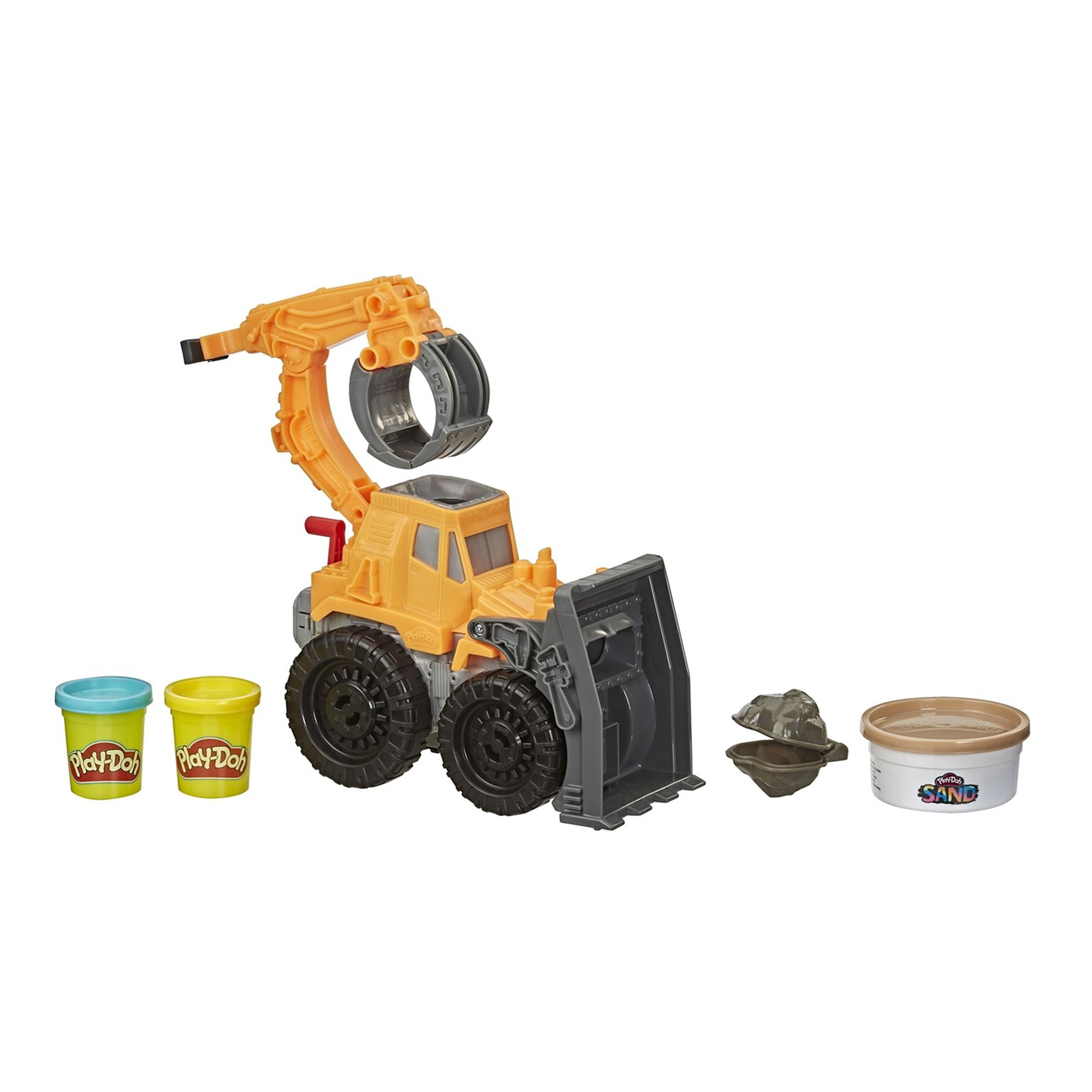 Фото - Набор игровой Play-Doh Wheels Погрузчик игровой набор специальной массы hasbro play doh wheels e4508