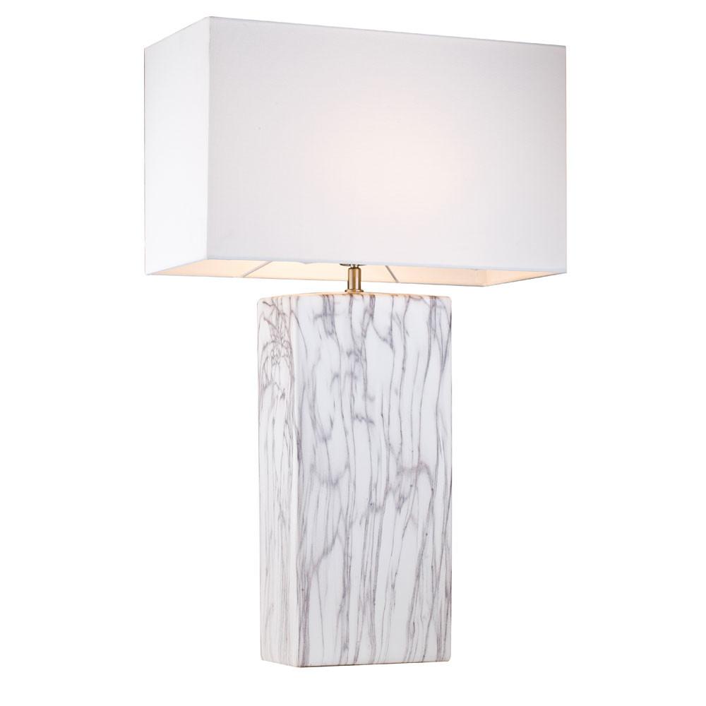 Фото - Лампа настольная Lucia tucci белая 71х44х26 настольная лампа lucia tucci harrods t942 1 60 вт