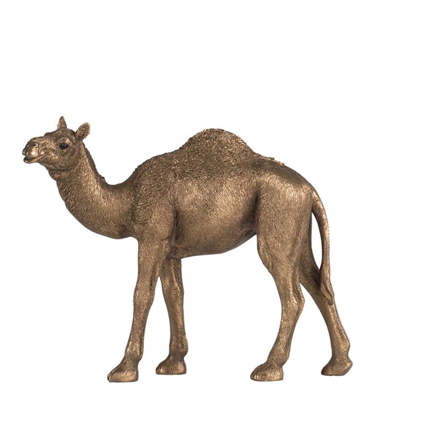 Фигурка Glasar верблюд 23x9x18см