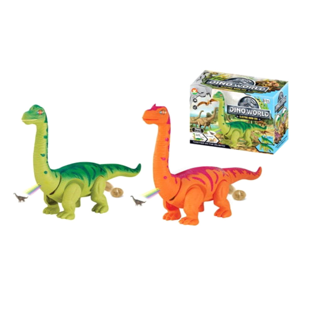 Интерактивная игрушка Junfa Динозавр 666-2A