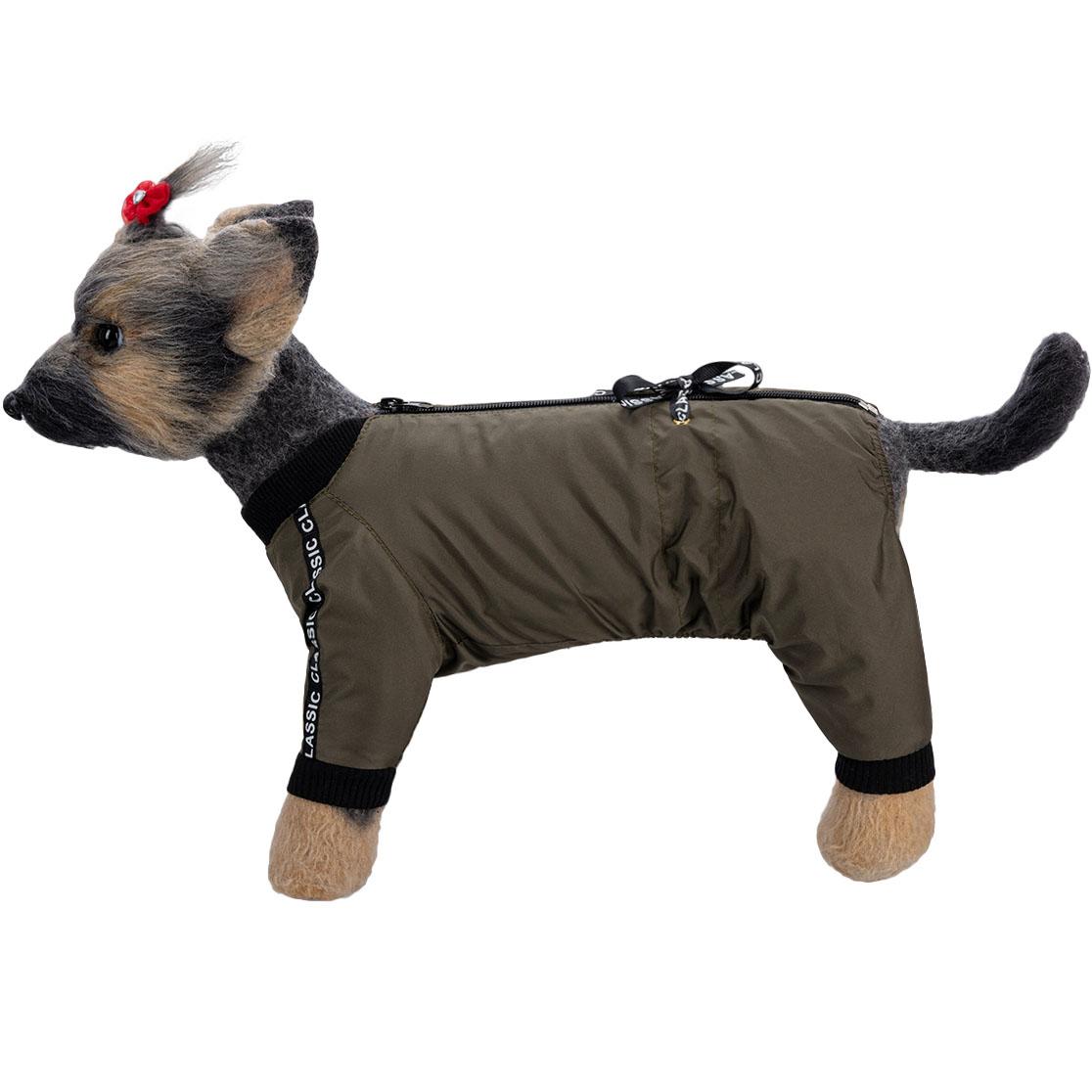 Комбинезон для собак Dogmoda Классик унисекс 3 28 см.
