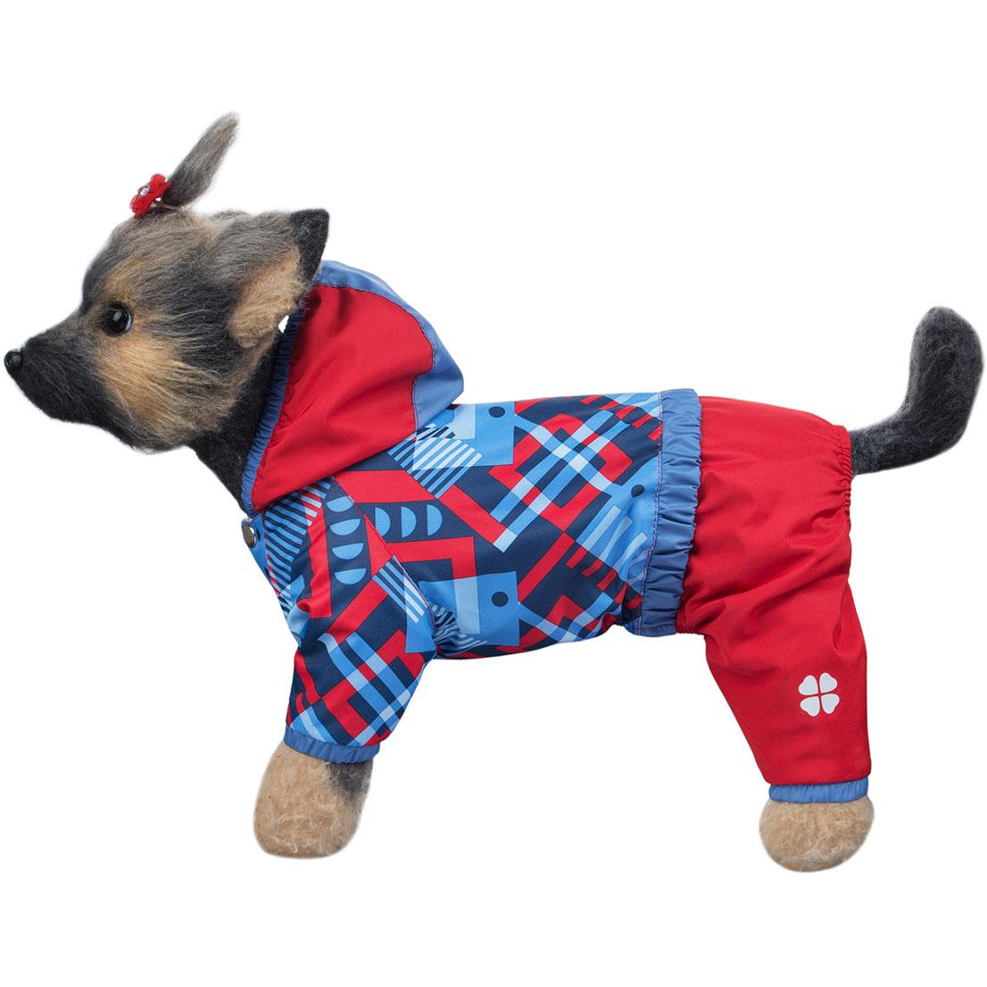 Комбинезон для собак Dogmoda Прогулочный унисекс 5 37 см.