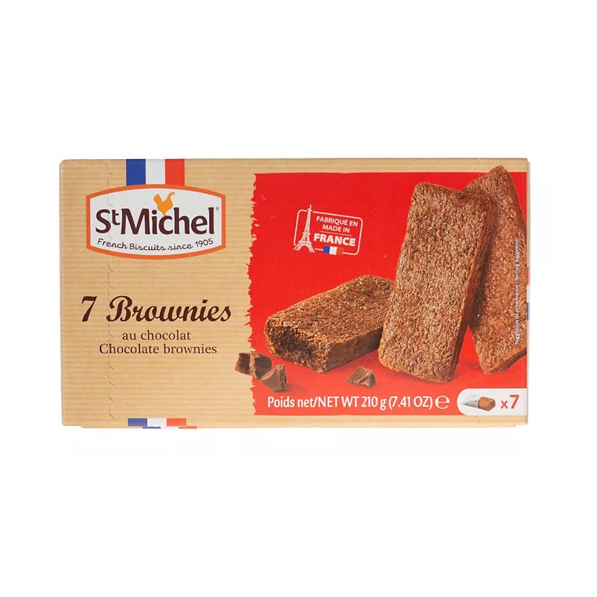 Пирожное StMichel Брауни с молочным шоколадом 210 г