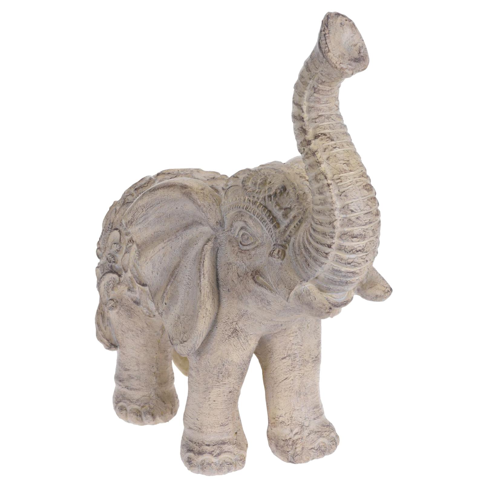 Статуэтка Koopman Слон 43x22,5x51 см