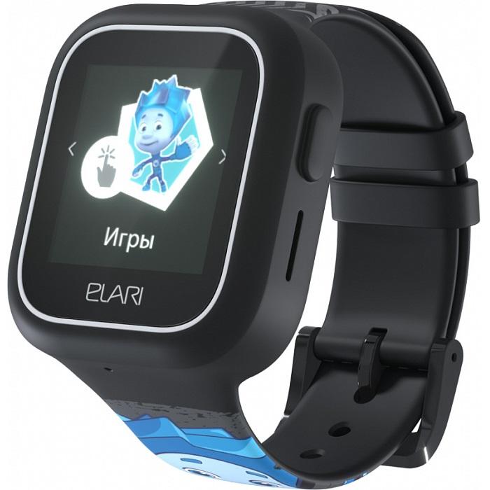 Фото - Смарт-часы Elari FixiTime Lite Black смарт часы apple watch 6 gps 44мм space gray m00h3ru a