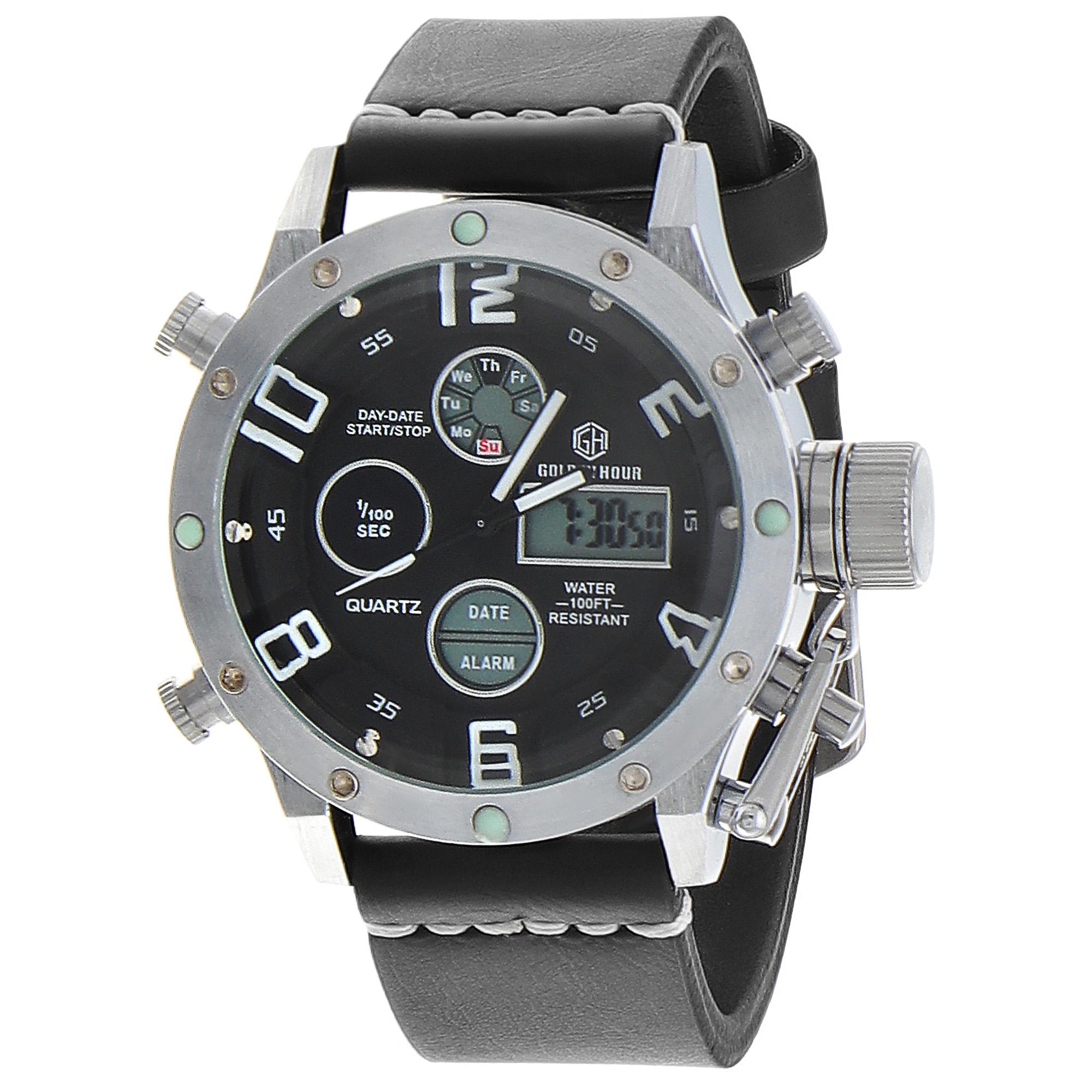 Часы наручные Golden Hour GDH031901 часы наручные shiyi watch skmei skmb041902g