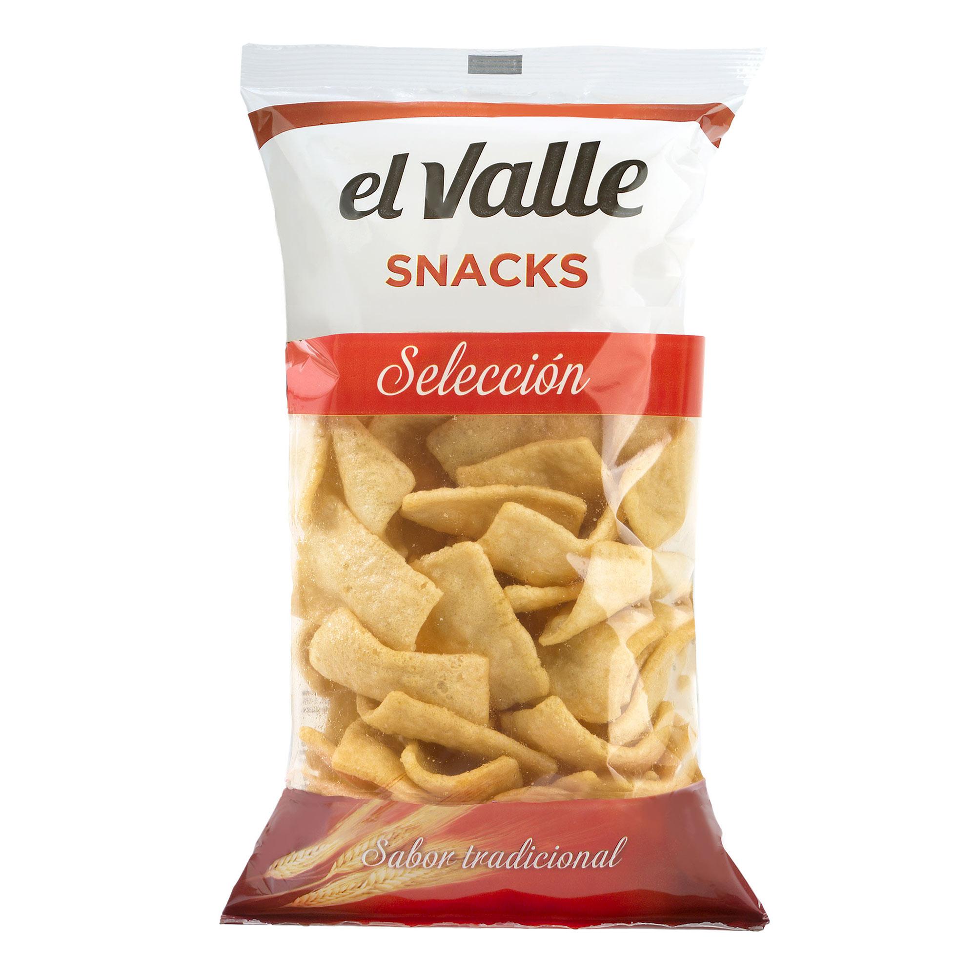 Снэки El Valle пшеничные, 80 г amador d gervasio el valle de dos caras