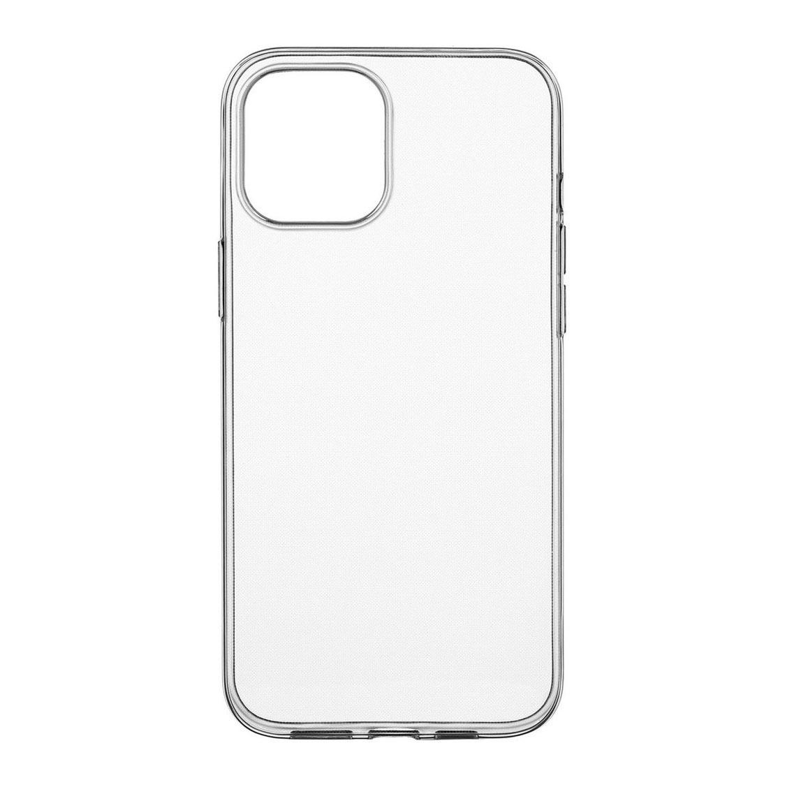 Чехол uBear Tone Case для смартфона Apple iPhone 12 mini, прозрачный текстурированный чехол ubear tone case для apple iphone xs max прозрачный