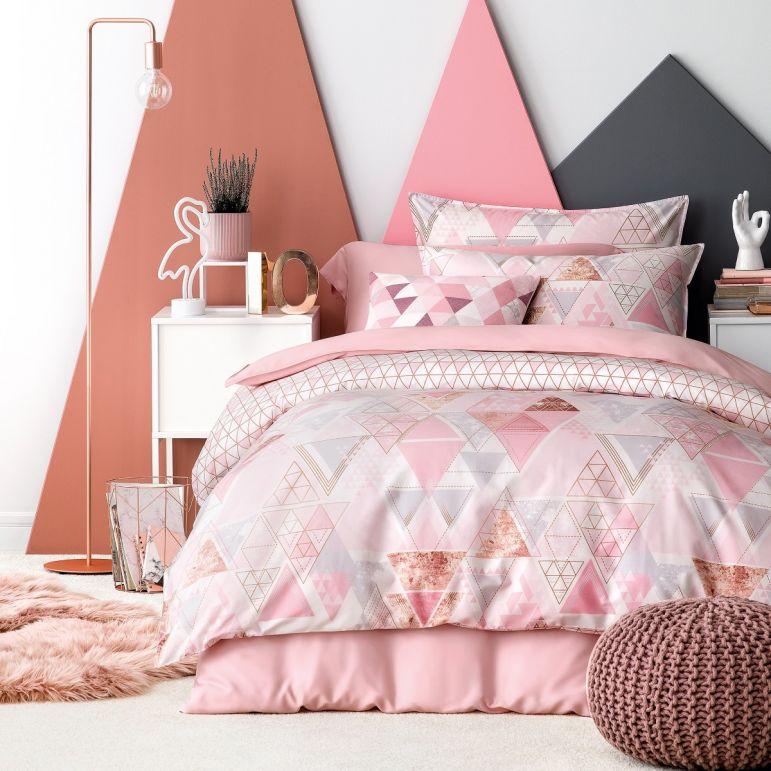 Постельный комплект Togas Лючия розовый подростковый