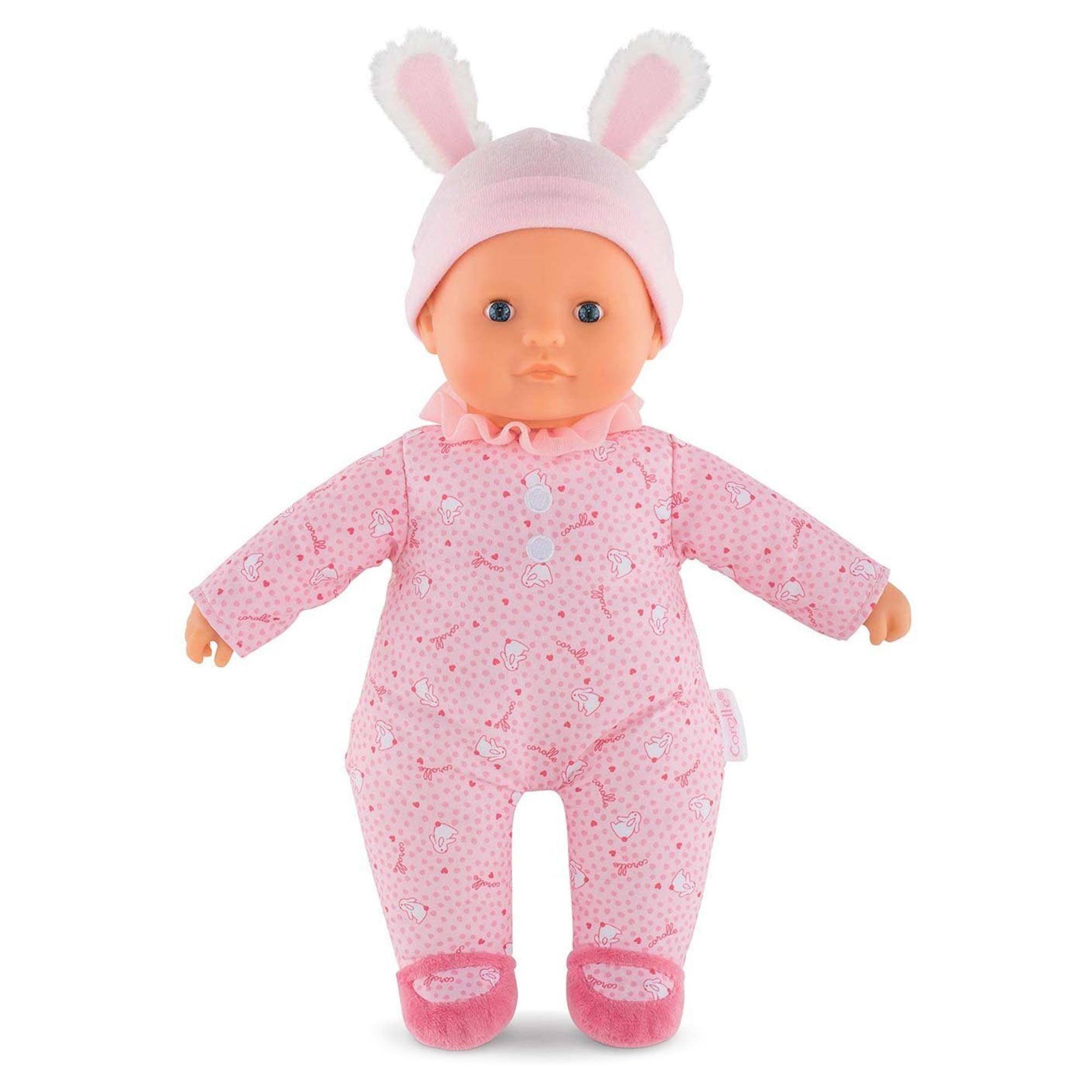 Кукла Corolle Sweat Heart Розовый Зайчик с ароматом ванили