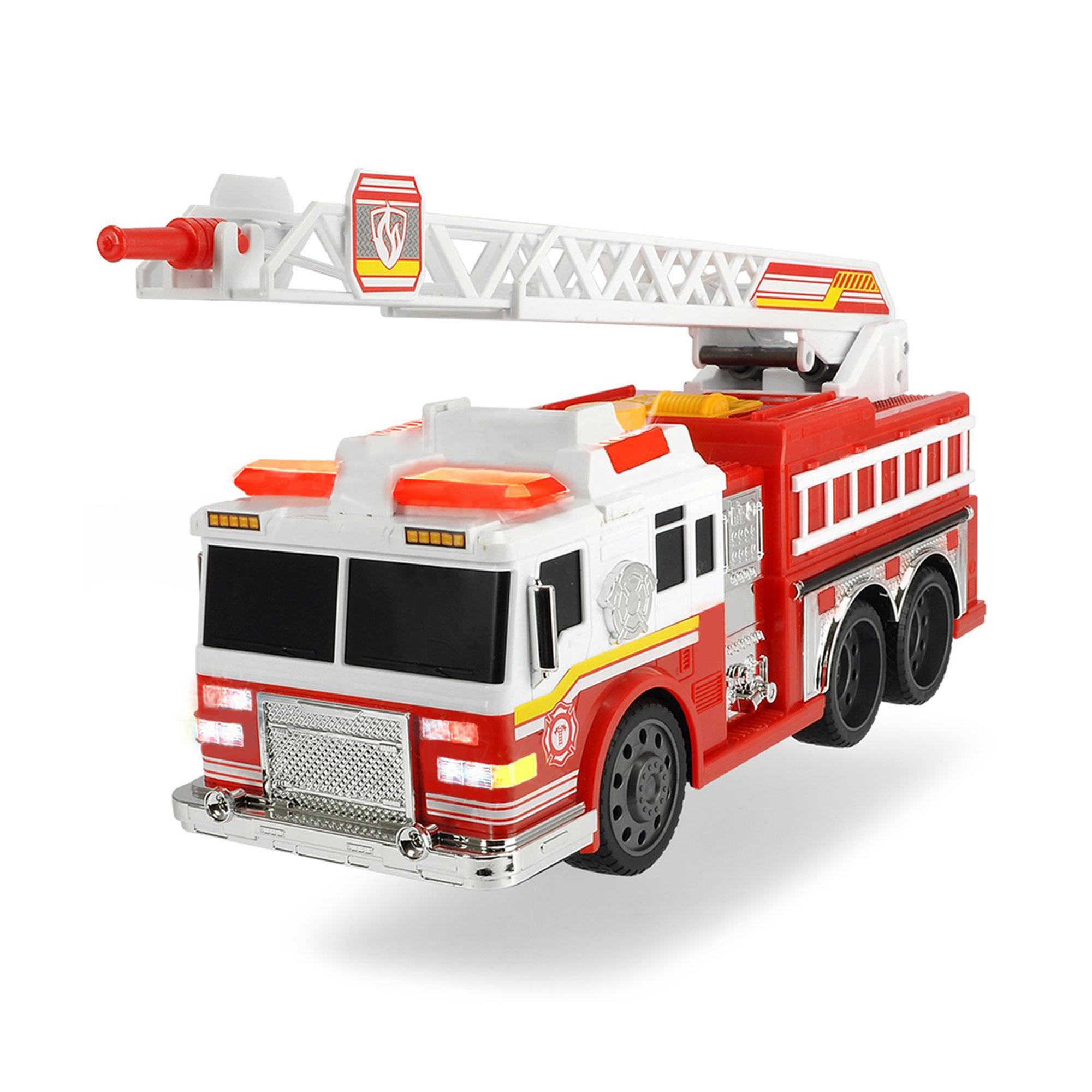 Машина Dickie Пожарная с водой 36 см машина dickie ру пожарная 62 см