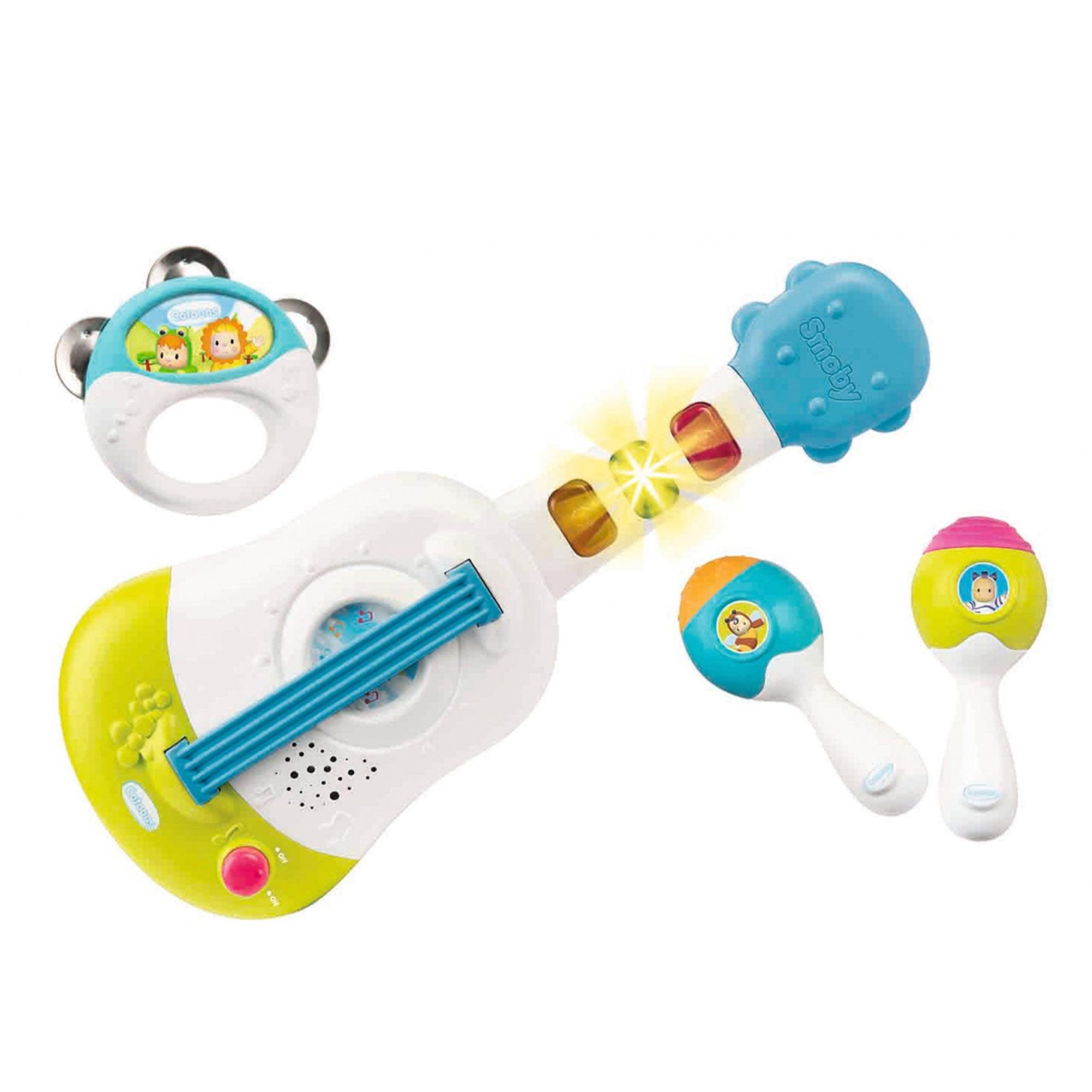 Набор музыкальных инструментов Smoby 110507