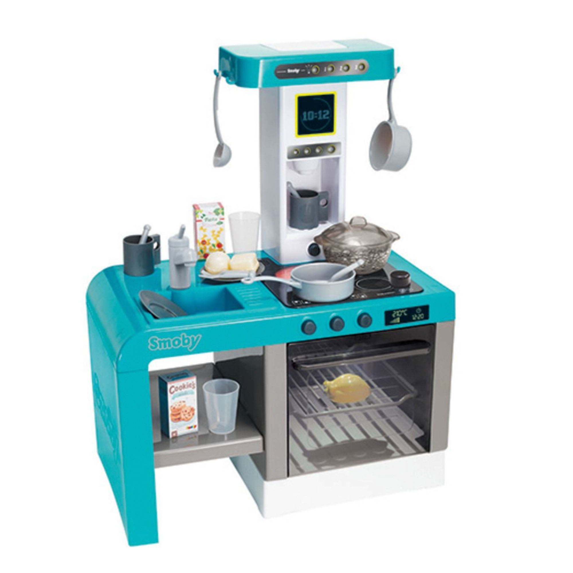 Электронная детская кухня Smoby Tefal Cheftronic