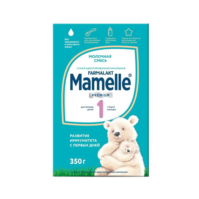 Смесь молочная Mamelle Premium 1 0-6 месяцев 350 г