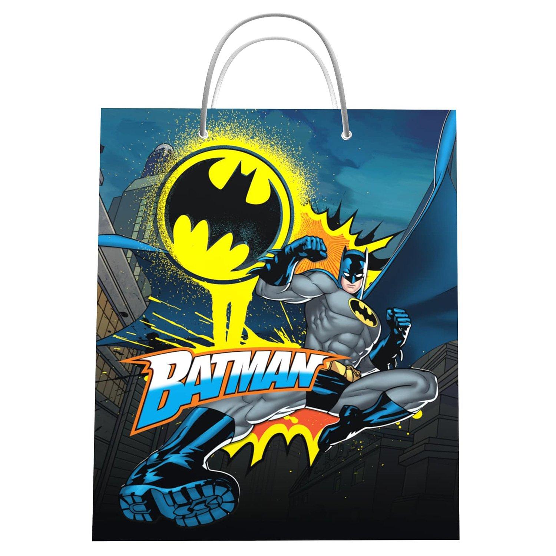 Пакет подарочный ND Play batman недорого