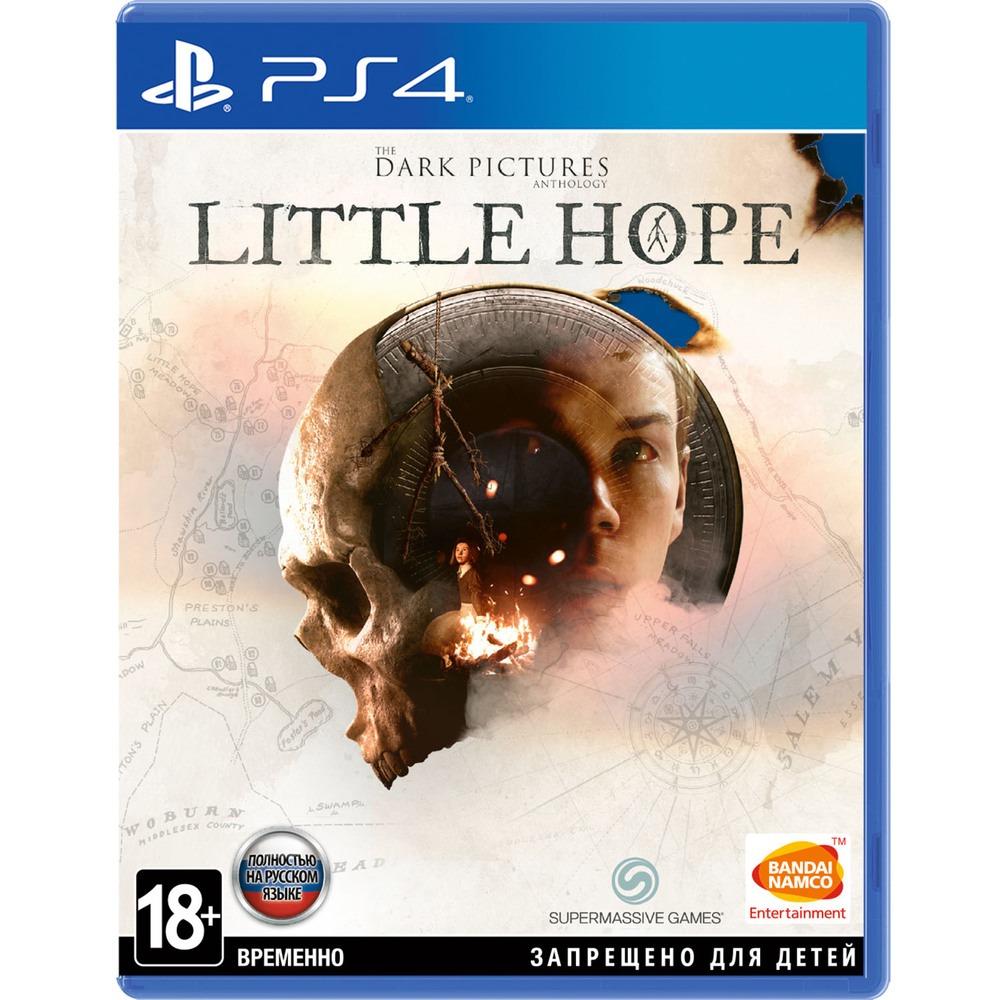Игра для Sony PS4 The Dark Pictures: Little Hope русская версия