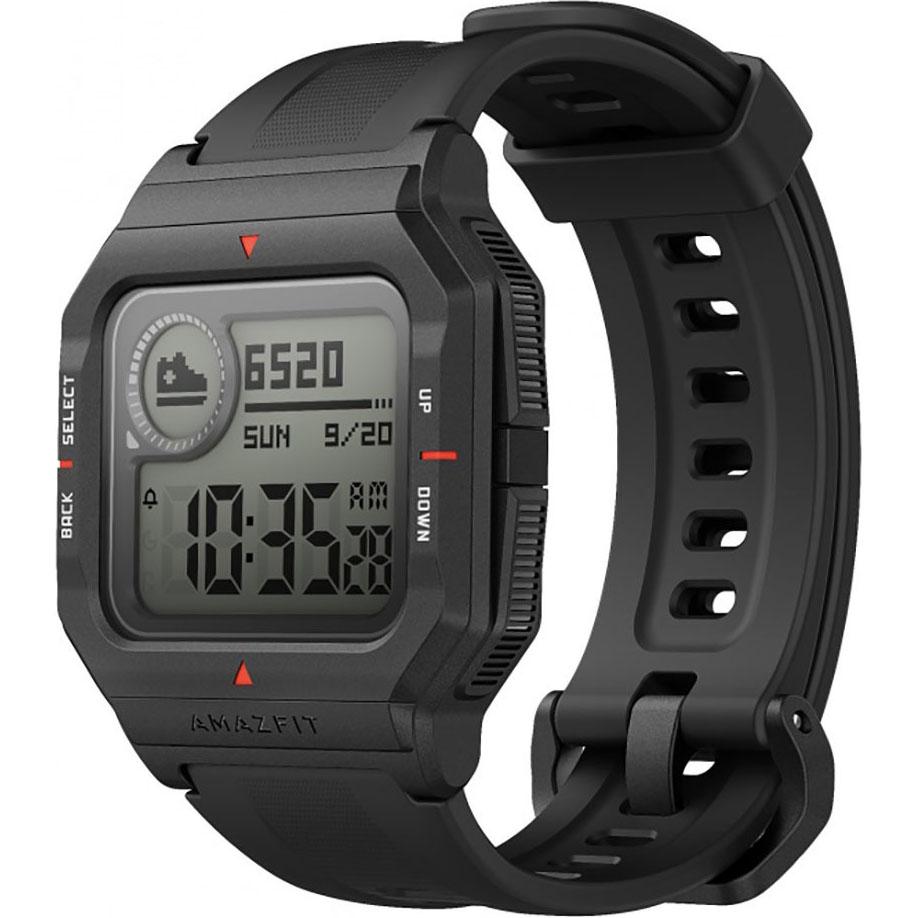 Фото - Смарт-часы Amazfit Neo A2001 Black смарт часы geozon stayer black g sm13blk