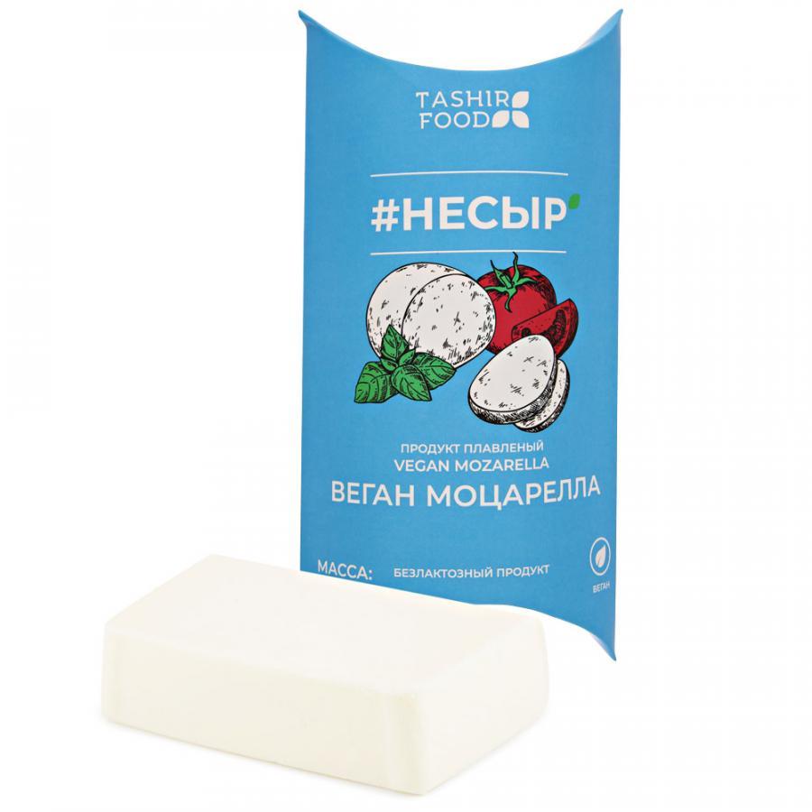 Сыр растительный НЕ СЫР Mozarella Standard 25% 225 г