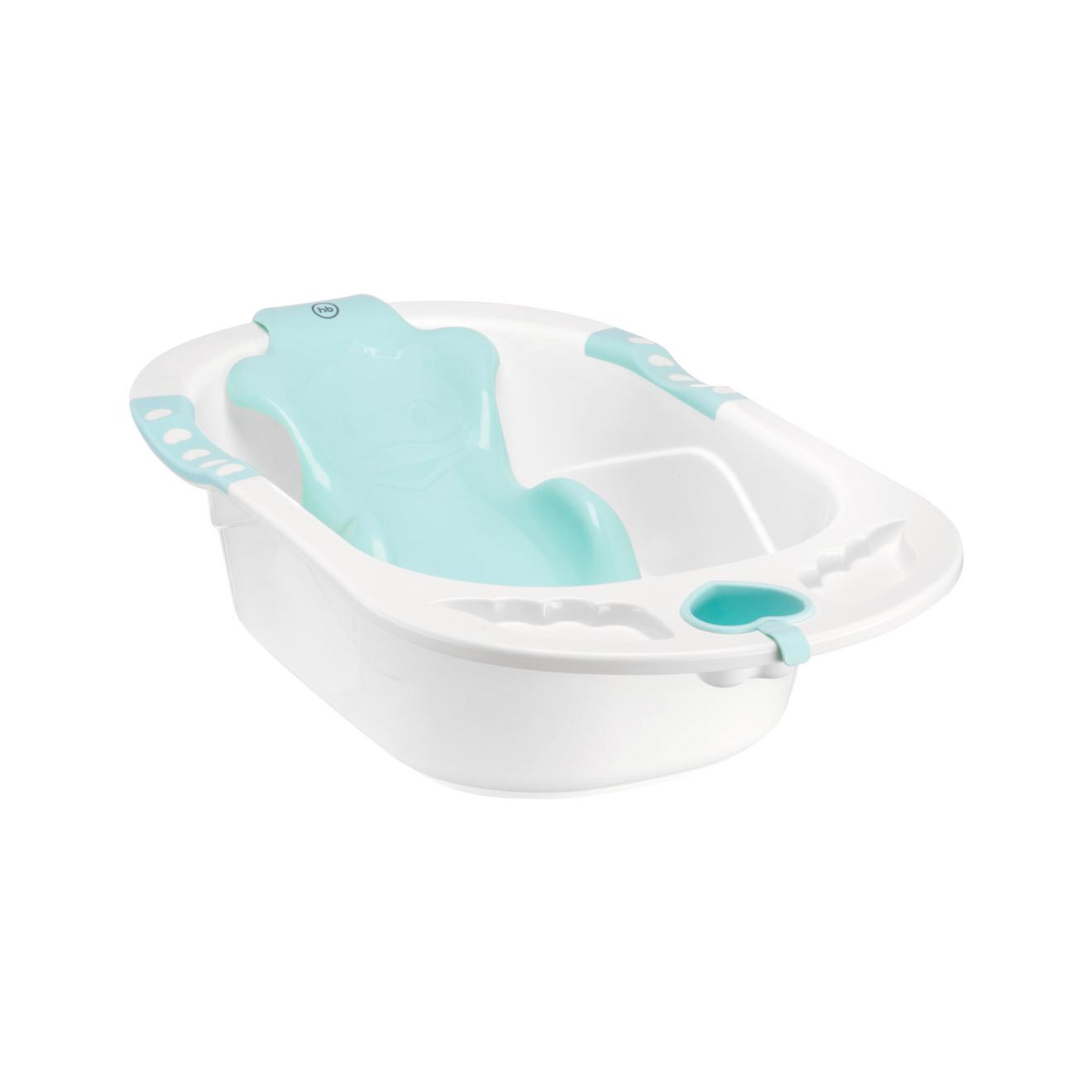 Ванночка Happy Baby Bath Comfort Aquamarine