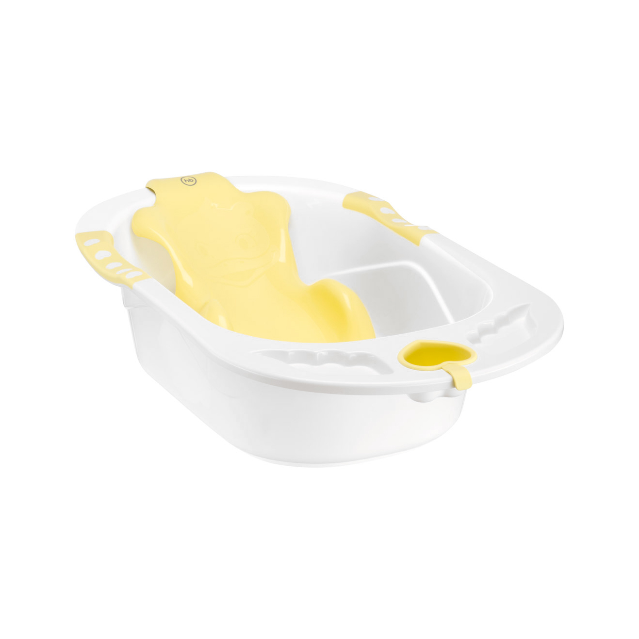 Ванночка Happy Baby Bath Comfort Yellow