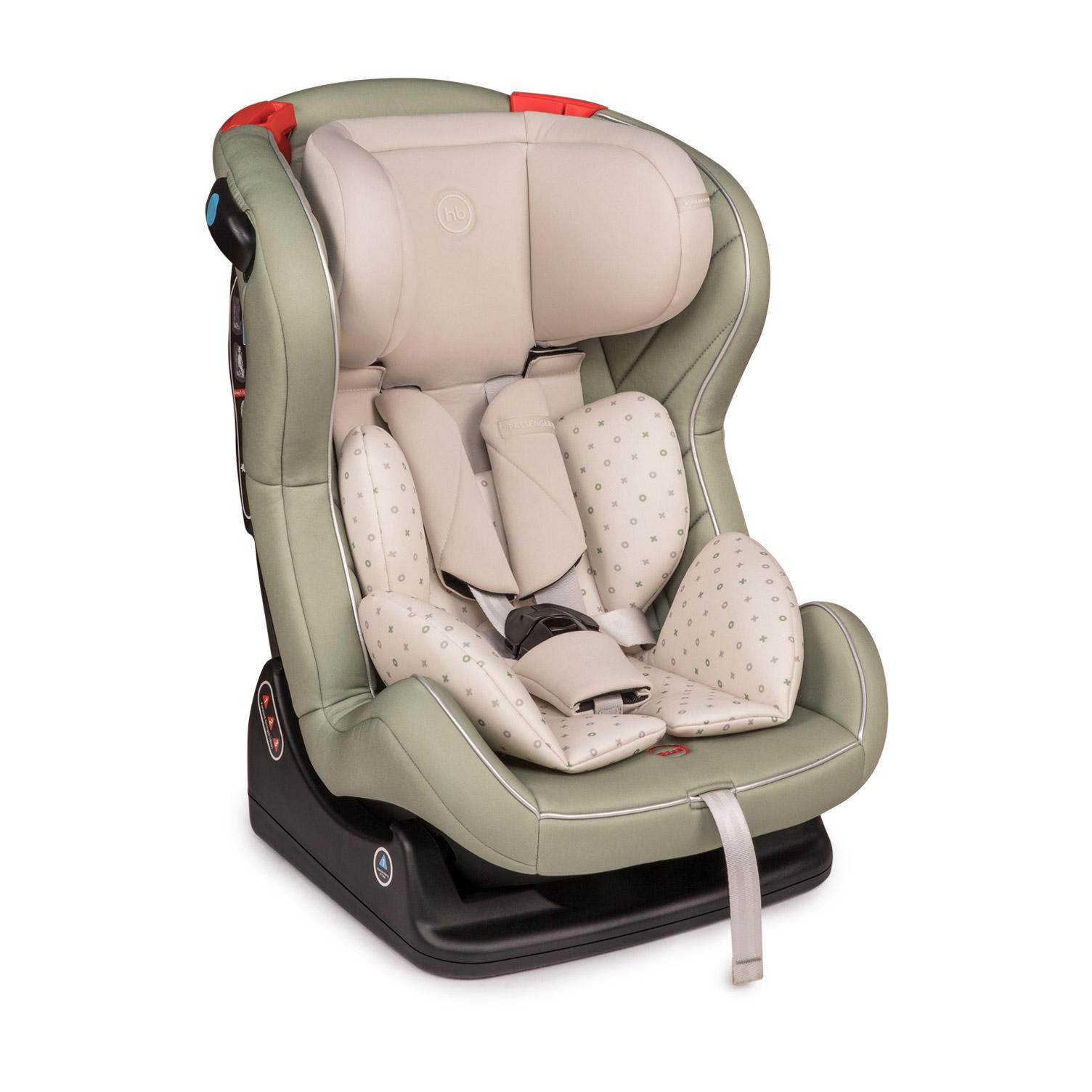 Фото - Автокресло Happy Baby Passenger V2 green автокресло happy baby passenger v2 graphite черный