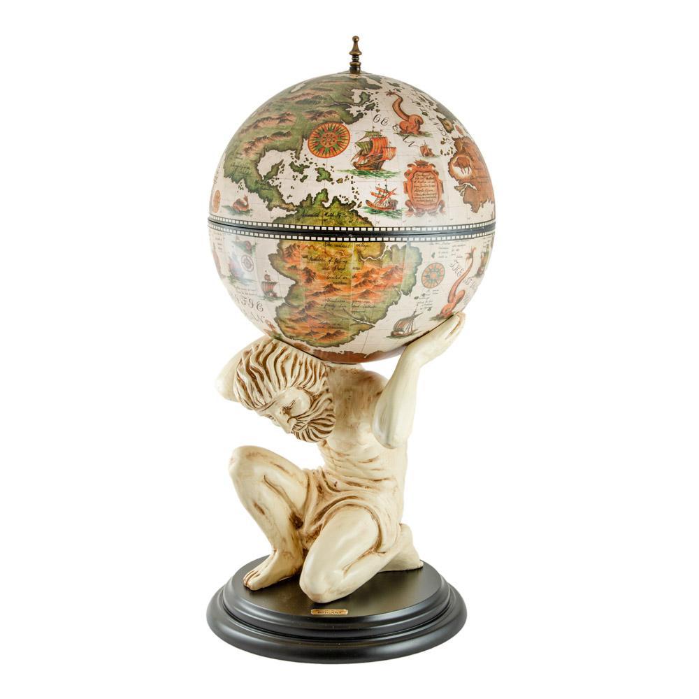 Глобус-бар Brigant напольный 47225 42 см