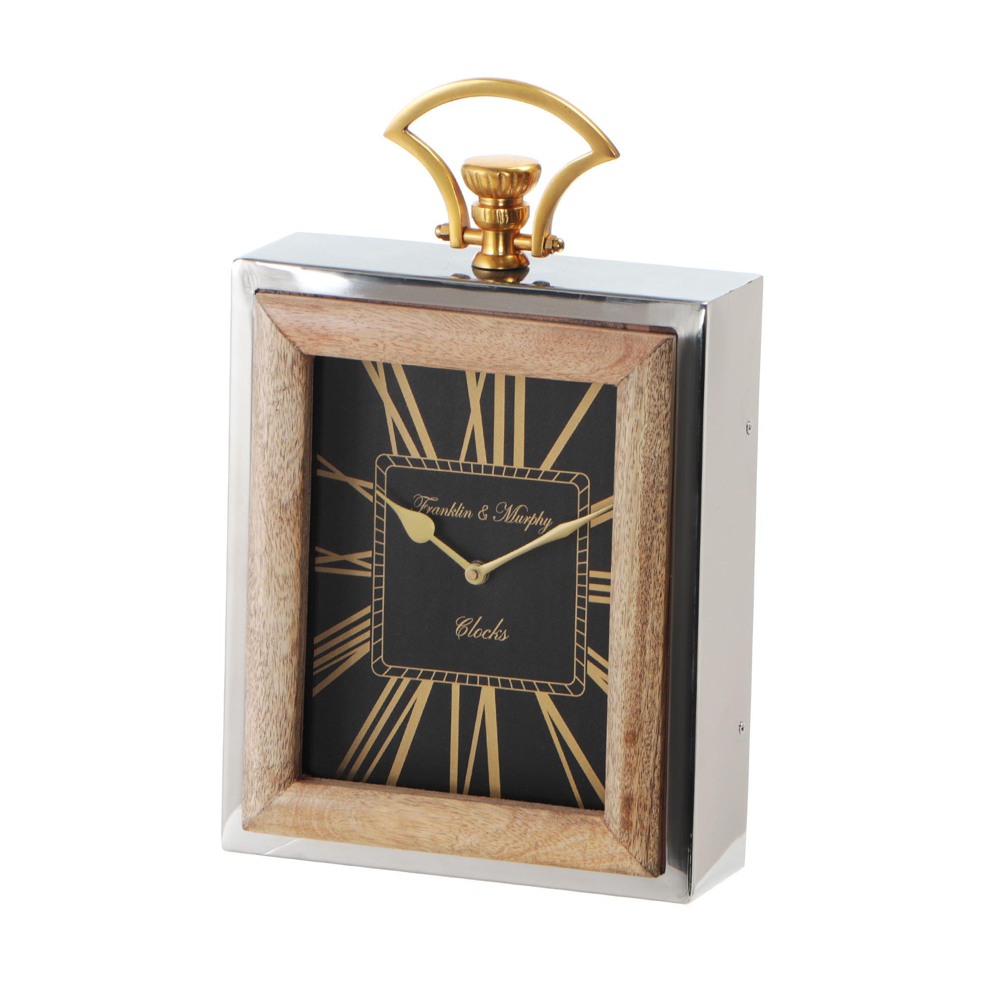 Часы настольные Dekor pap электромеханические 23х9х38 см