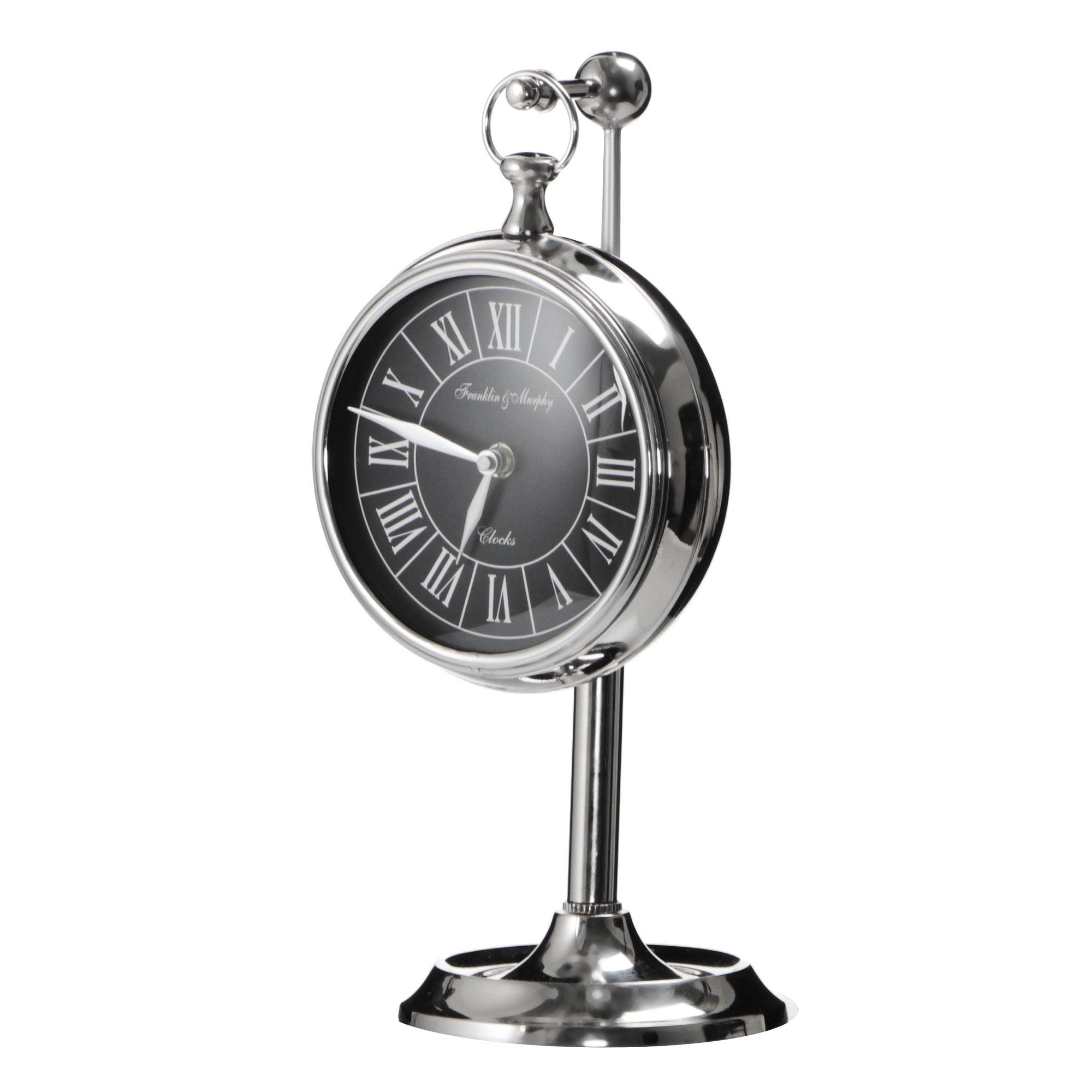 Часы настольные Dekor pap электромеханические 13,5х14,2х23 см