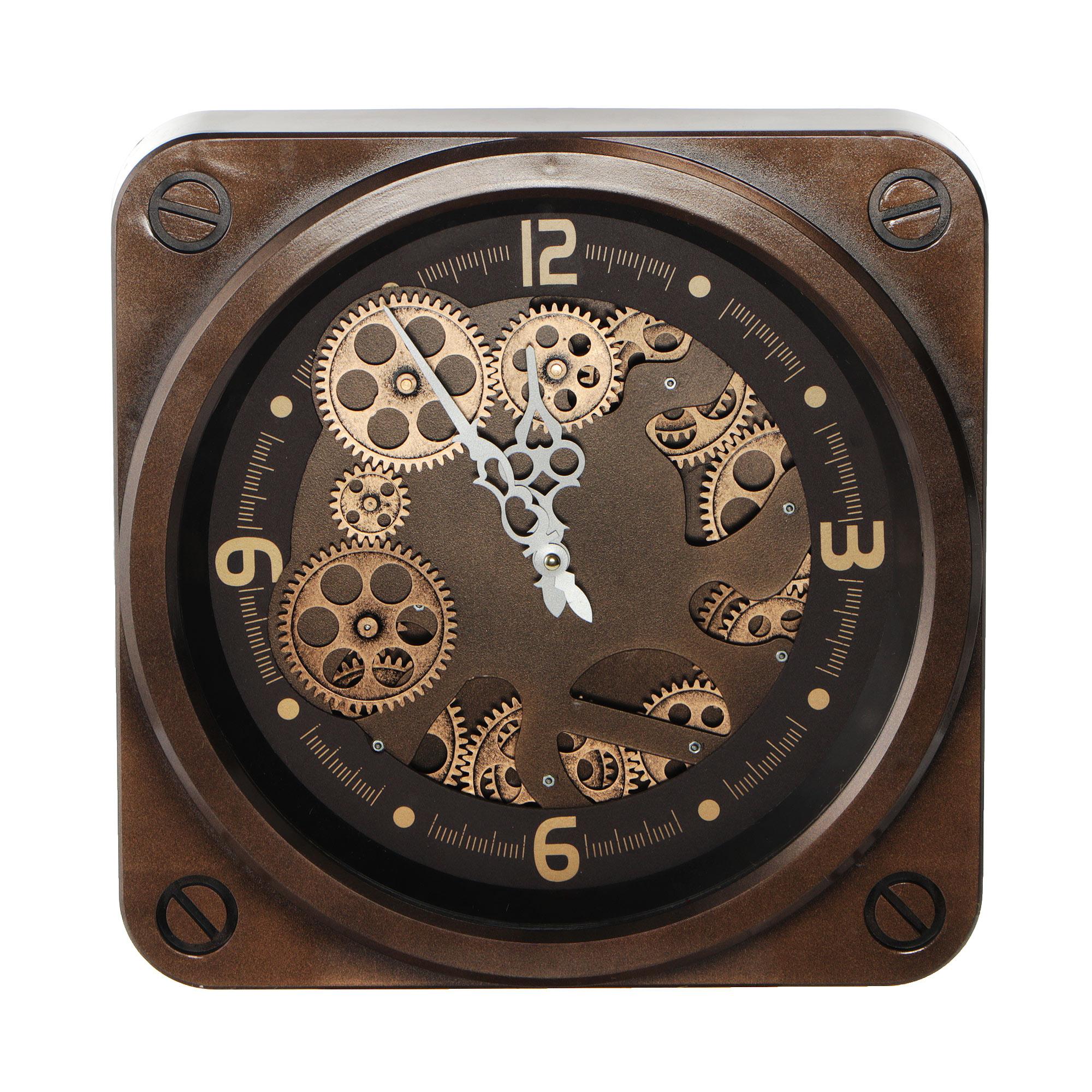 Часы Dekor pap электромеханические 54х9х55