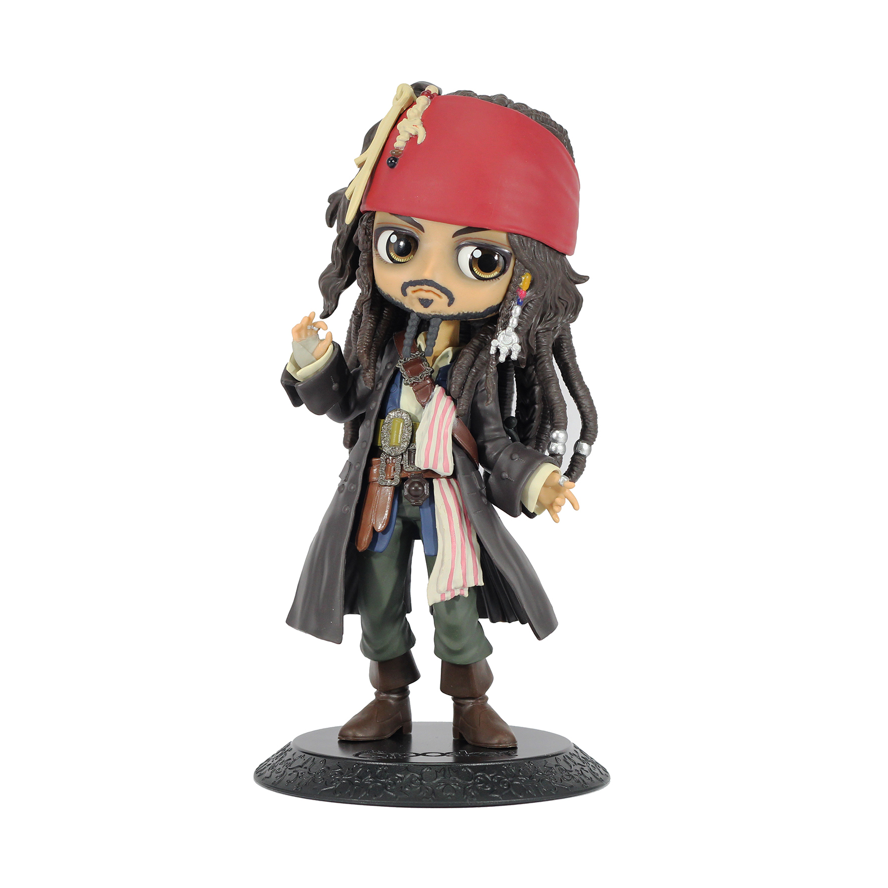 Фигурка Q Posket: Disney Characters – Jack Sparrow Version A 15 см