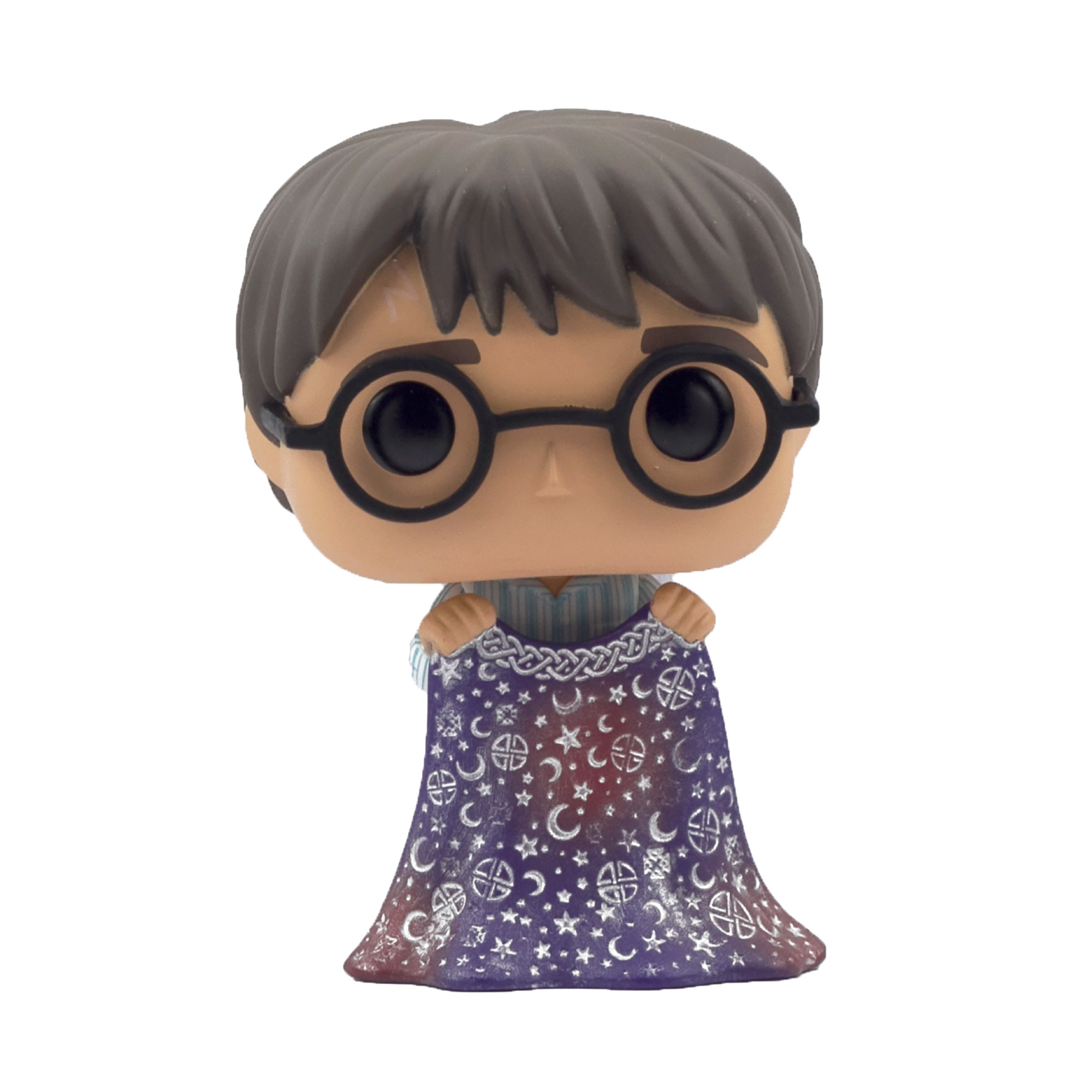 Фигурка Funko POP! Vinyl 16х12х9 см: Harry Potter: Harry w/Invisibility Cloak funko фигурка funko pop vinyl охотники за привидениями лизун с хот догами 39333