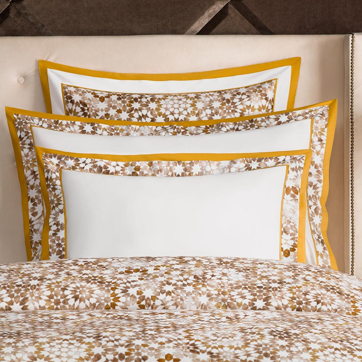 Фото - Наволочек комплект Togas нурим оранжевый 50х90. 2 пр постельный комплект togas нурим оранжевый 145x200 200х230 50х70 2