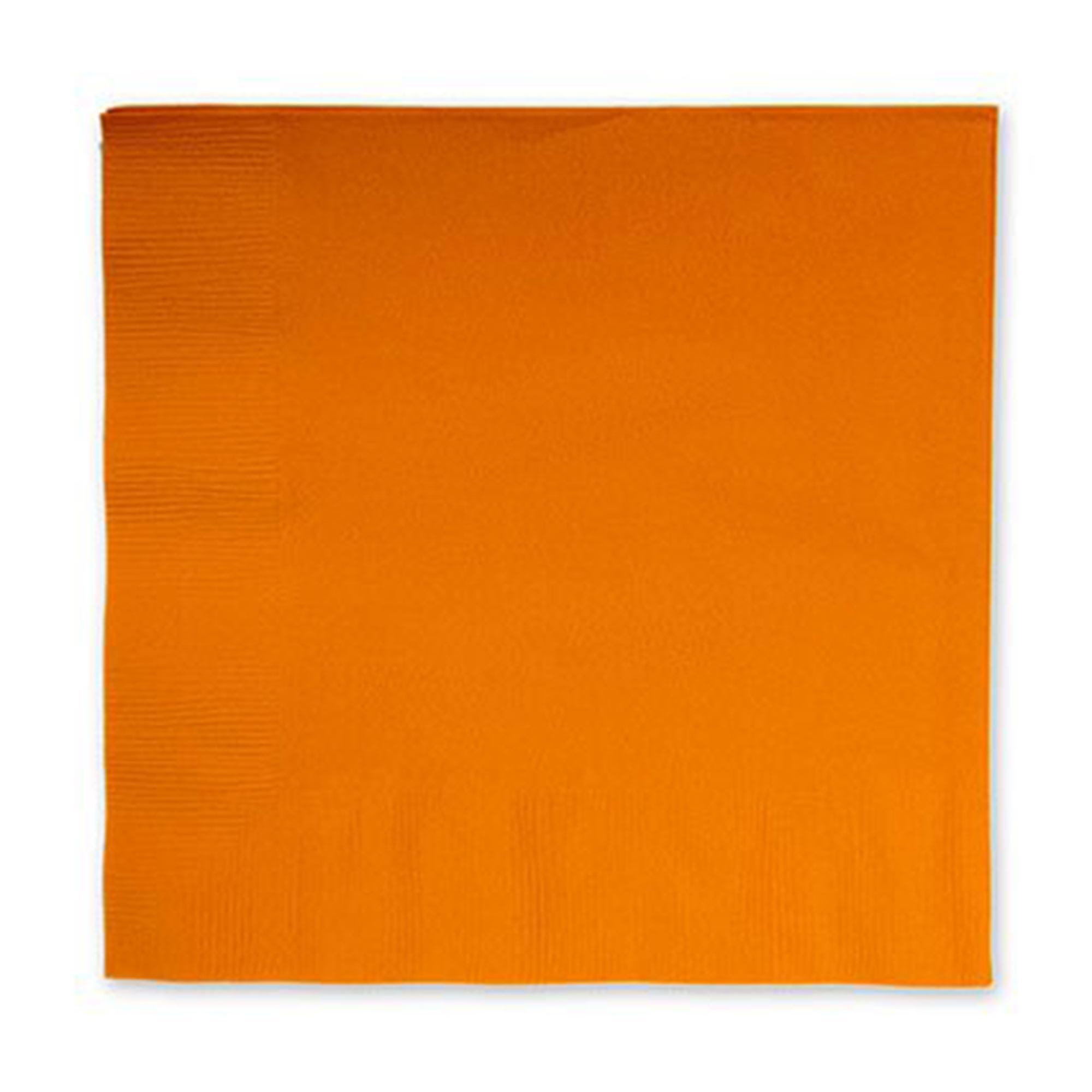 Фото - Салфетки Amscan Orange Peel 33 см 16 шт спирали amscan пастель 55 см 12 шт