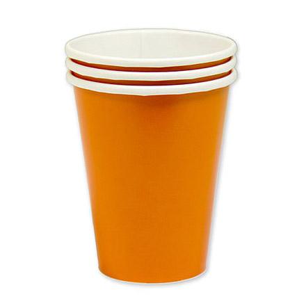Набор стаканов Amscan Orange Peel 266 мл 8 шт набор стаканов amscan apple red 266 мл 8 шт