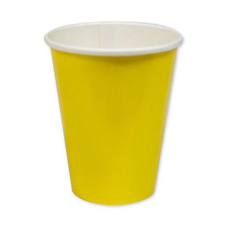 Набор стаканов Amscan Yellow Sunshine 266 мл 8 шт набор стаканов amscan apple red 266 мл 8 шт