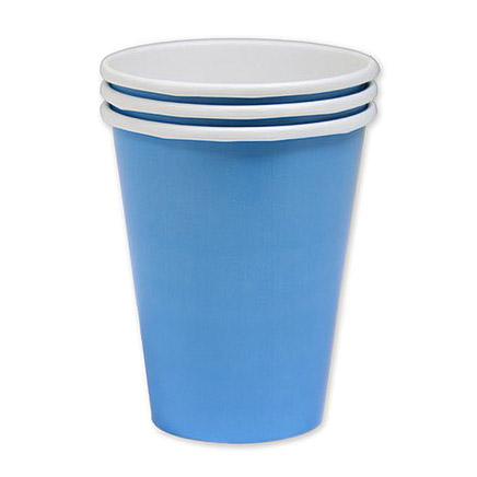 Набор стаканов Amscan Caribean Blue 266 мл 8 шт amscan стакан me to you 270 мл 8 шт