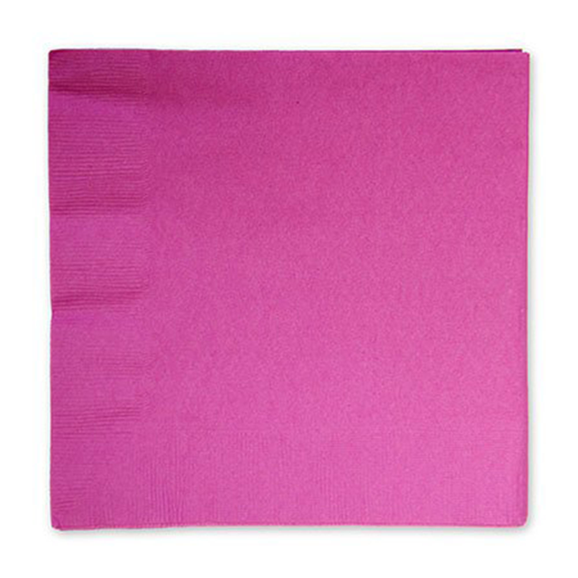 Фото - Салфетки Amscan Bright Pink 33 см 16 шт спирали amscan пастель 55 см 12 шт