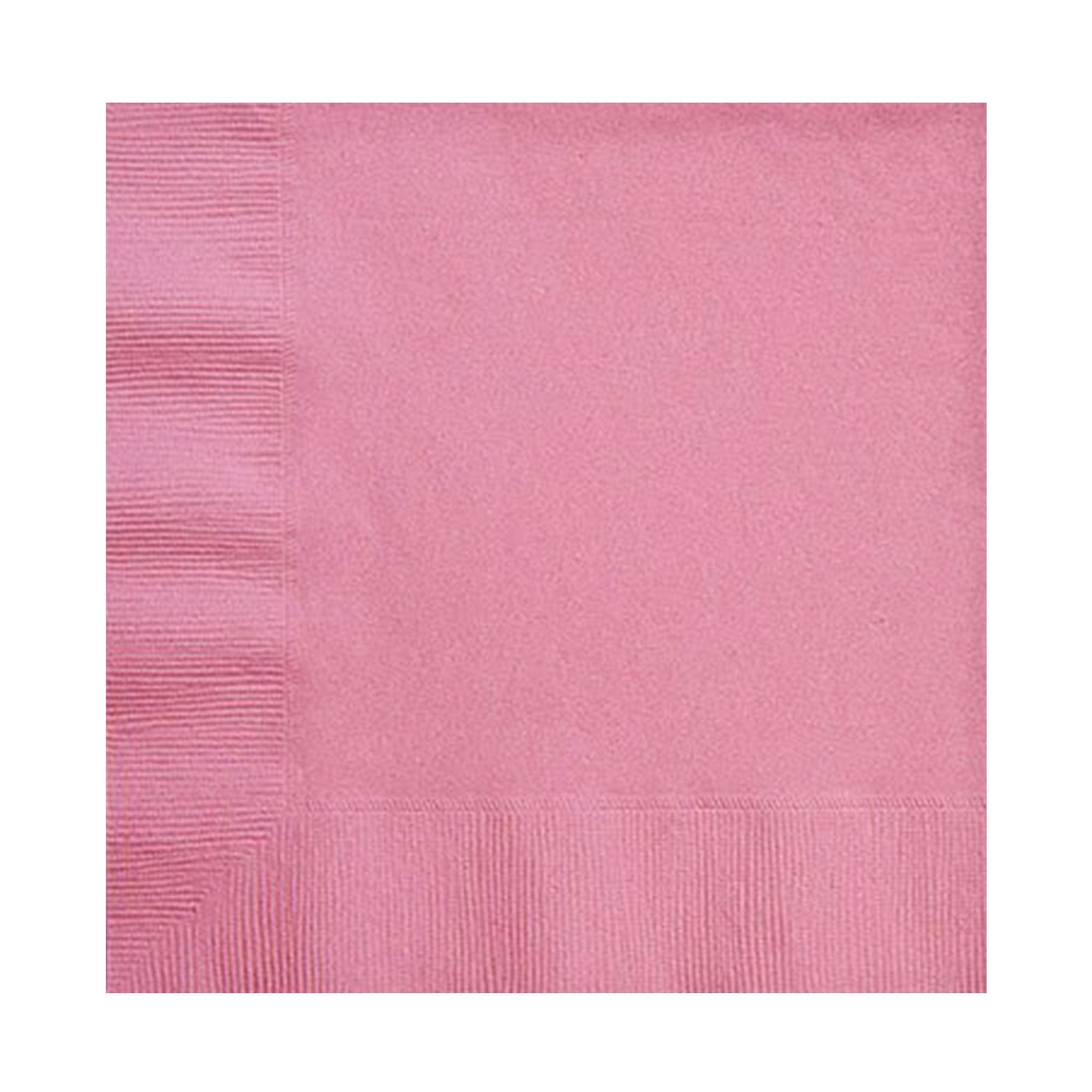 Фото - Салфетки Amscan Pink 33 см 16 шт спирали amscan пастель 55 см 12 шт