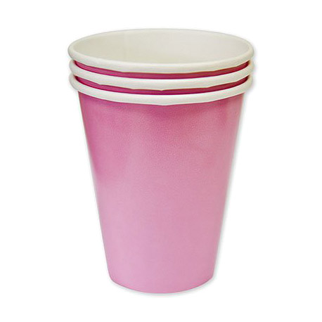 Набор стаканов Amscan Pink 266 мл 8 шт amscan стакан me to you 270 мл 8 шт