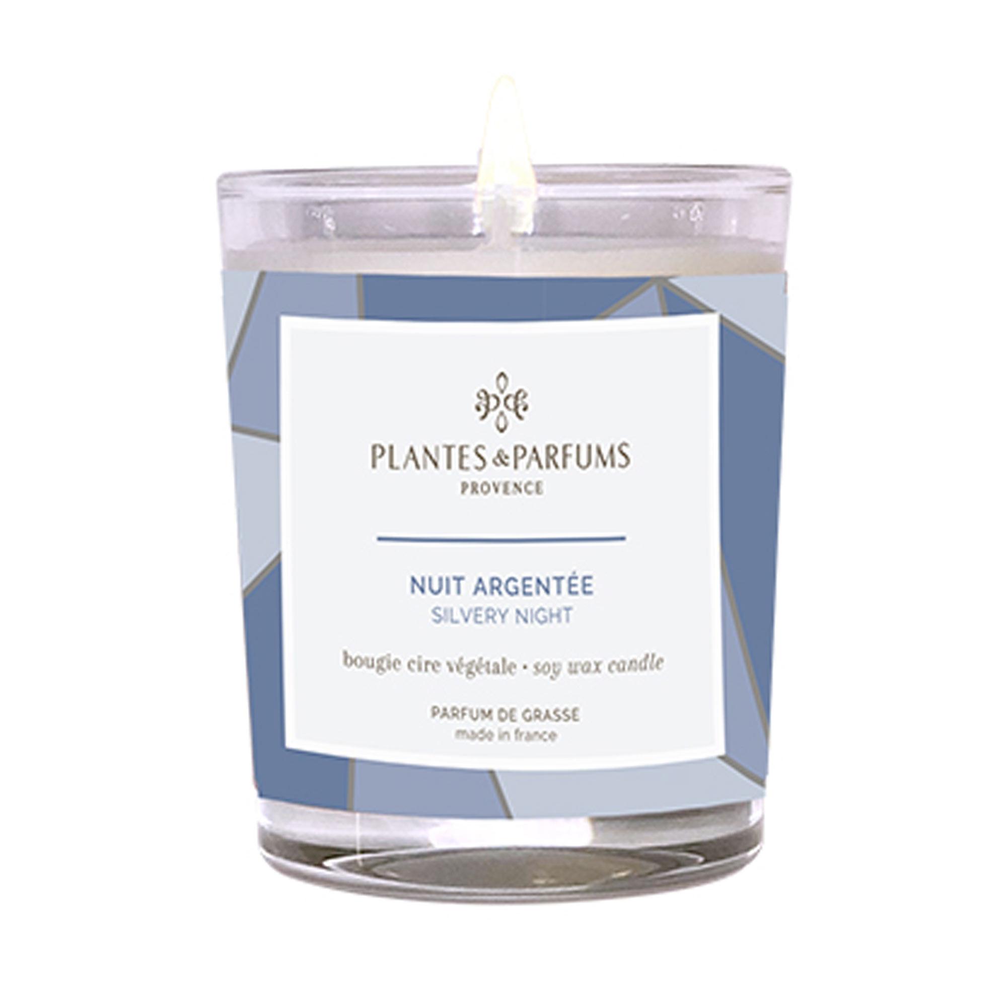 Ароматическая свеча Plantes et Parfums Сверкающие звезды 75 г ароматическая свеча plantes et parfums сверкающие звезды 75 г