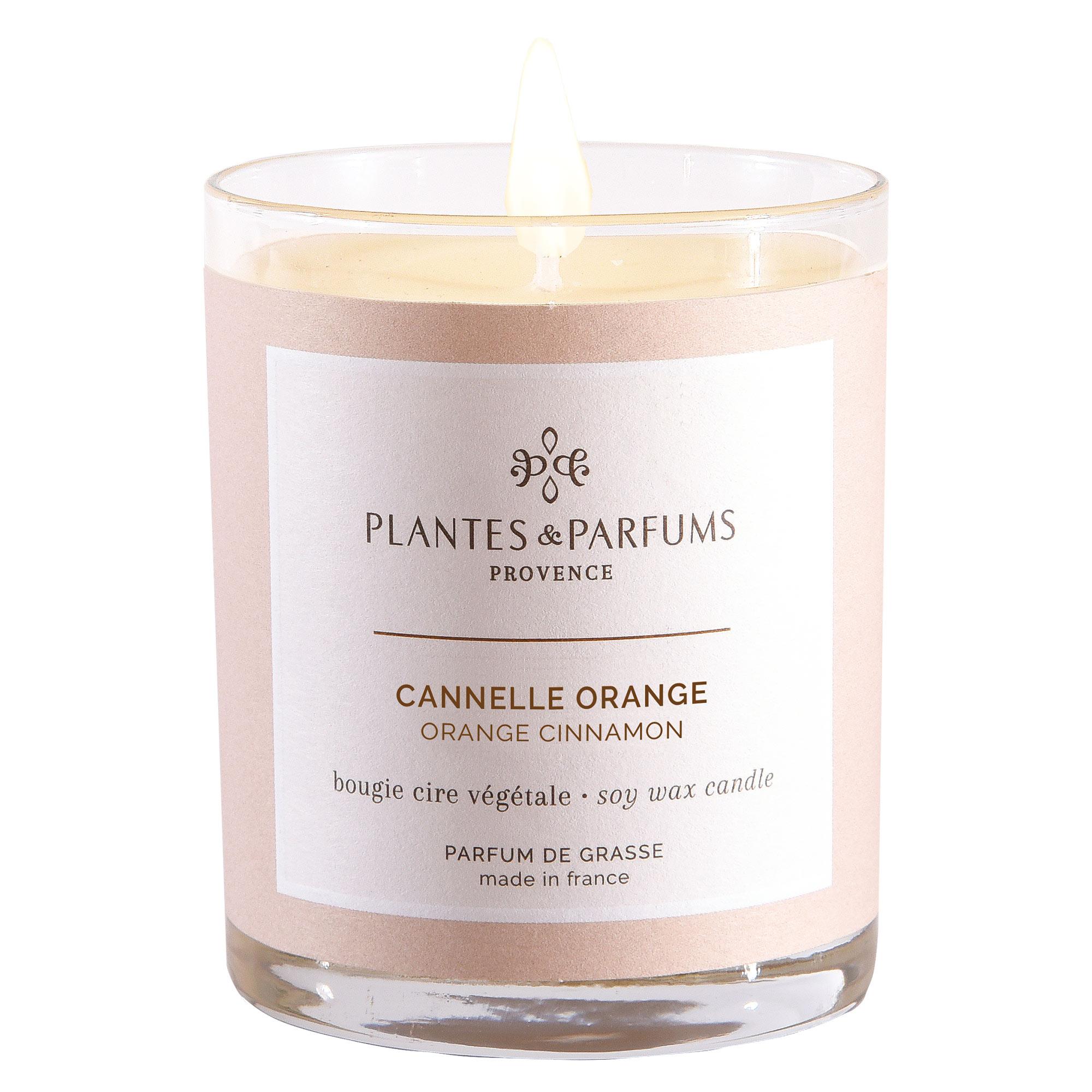 Ароматическая свеча Plantes et Parfums В тени липы 180 г ароматическая свеча plantes et parfums сверкающие звезды 75 г