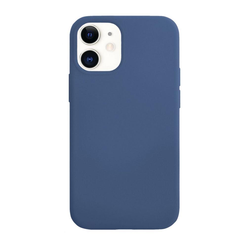 Чехол VLP для смартфона Apple iPhone 12 mini, темно-синий reisenthel мешок сумка mini maxi sacpack au4059 темно синий