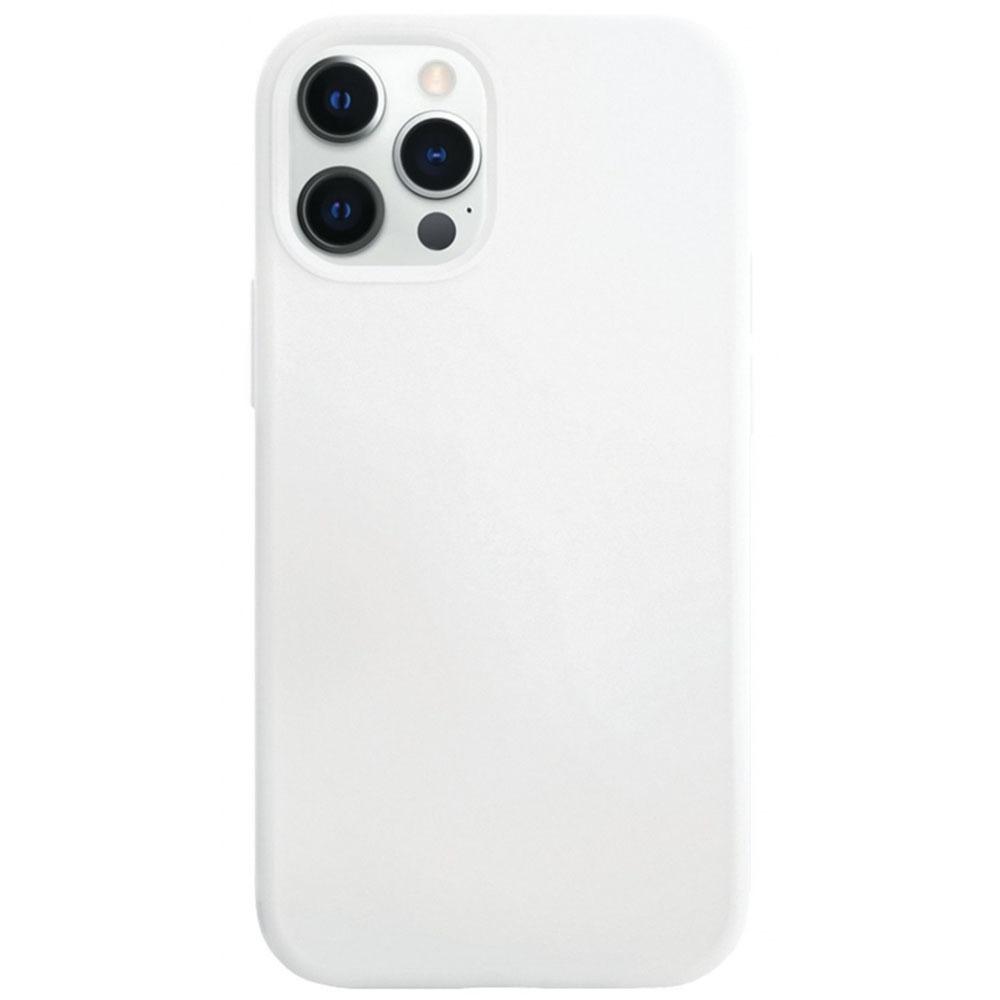 Чехол VLP для смартфона Apple iPhone 12 Pro Max, белый
