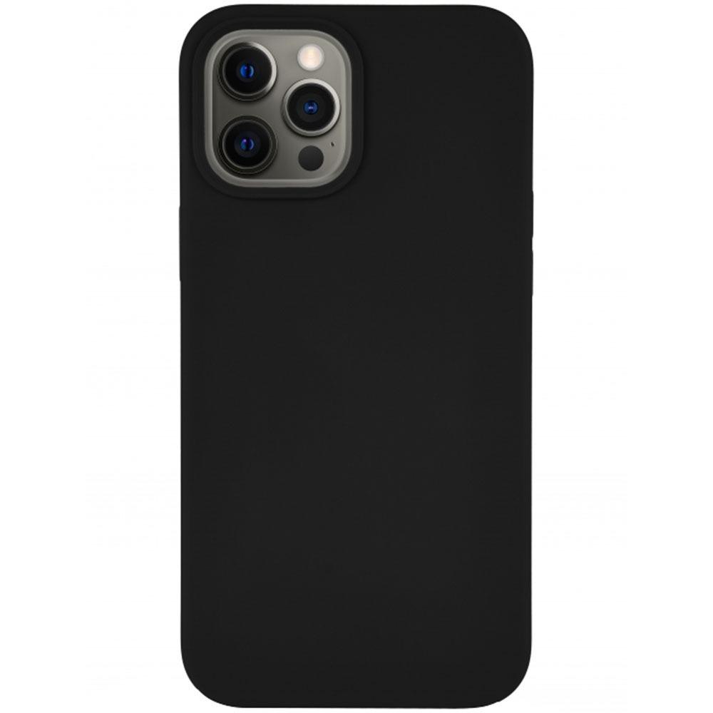 Чехол VLP для смартфона Apple iPhone 12 Pro Max, черный