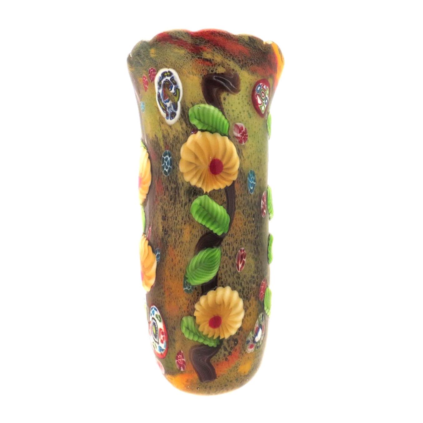 Ваза Art glass Тоскана 36 см