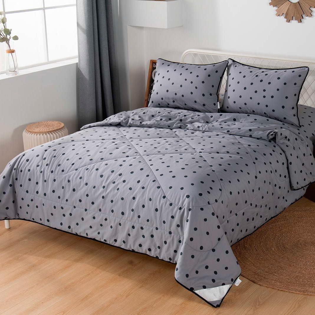 Комплект постельного белья с одеялом Sofi De Marko Дарси Евро (КТ-ЕВРО-СТ45) комплект постельного белья с одеялом sofi de marko дарси семейный кт 7е ст51