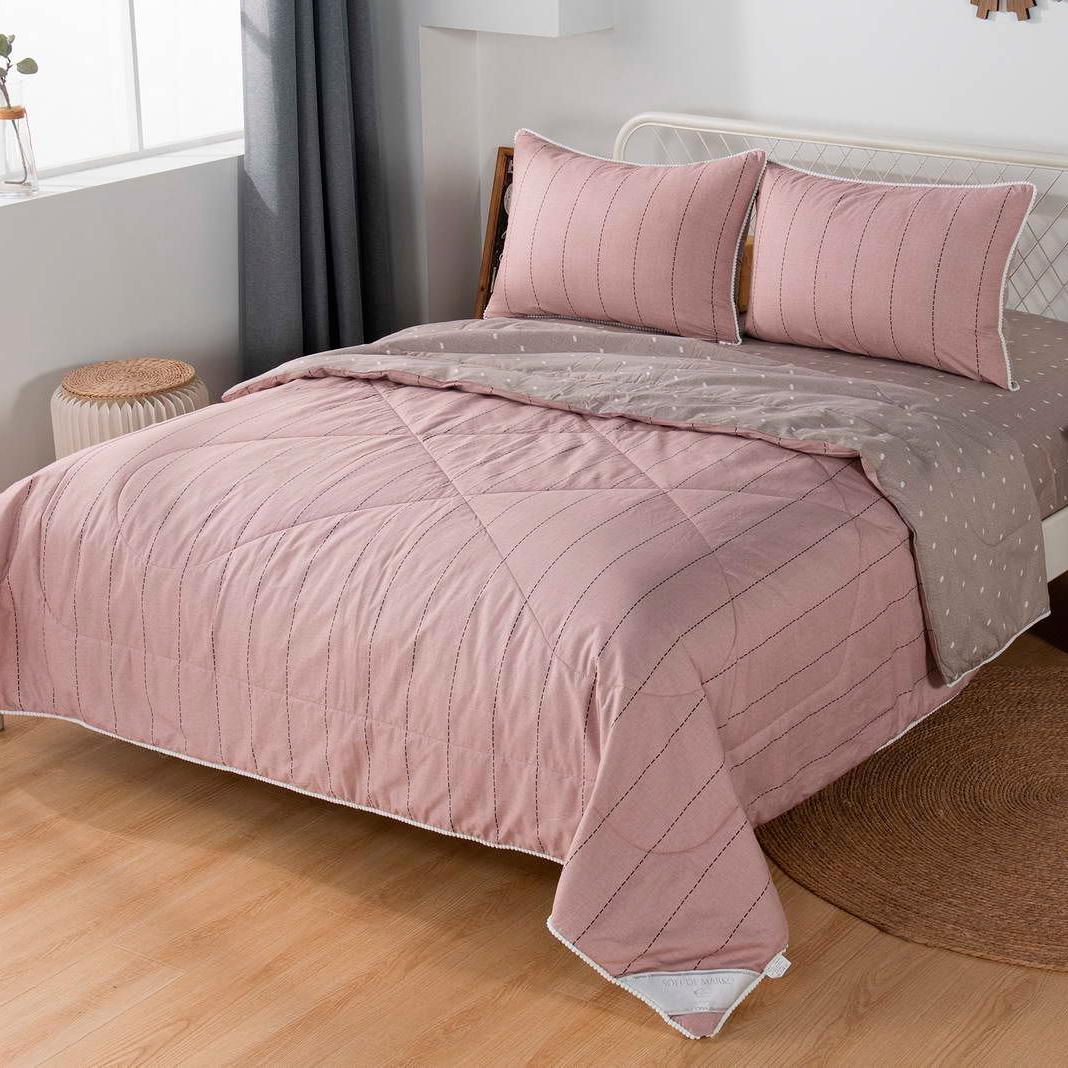 Комплект постельного белья с одеялом Sofi De Marko Дарси Евро (КТ-ЕВРО-СТ51) комплект постельного белья с одеялом sofi de marko дарси семейный кт 7е ст51